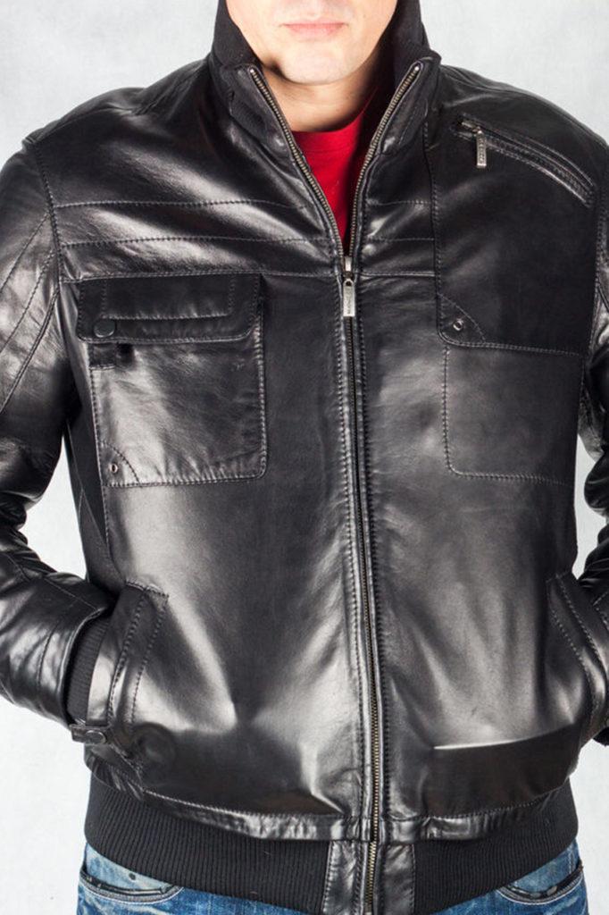 купить кожаную куртку